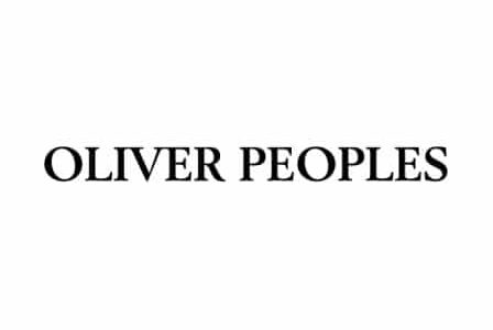 oliver peoplesのロゴ