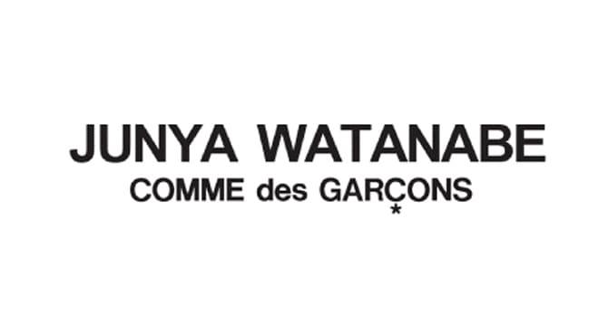ジュンヤワタナベ・コムデギャルソン(COMME des GARÇONS JUNYA WATANABE)のロゴ