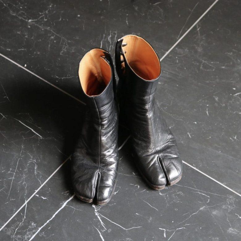 メゾンマルジェラ足袋ブーツはなぜ人気?その理由について