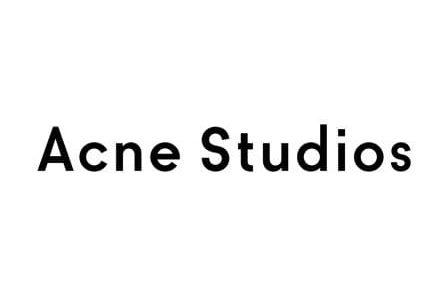 Acne Studios新ロゴ