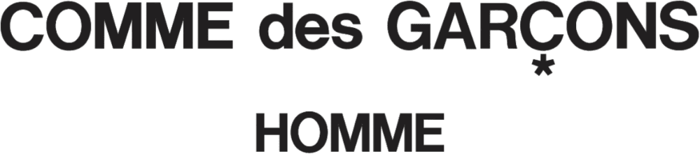 COMME des GARÇONS HOMME(コムデギャルソン・オム)