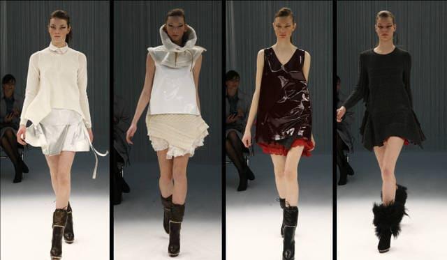 2011年:初のランウェイをパリコレクションで発表