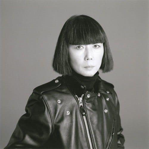 川久保玲の写真