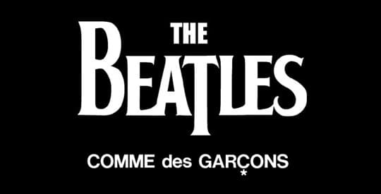 The Beatles COMME des GARÇONS (ザビートルズコムデギャルソン)ユニセックス 川久保玲