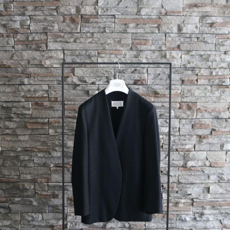 【3年着用レビュー】メゾンマルジェラのノーカラージャケットのサイズや使用感とは?