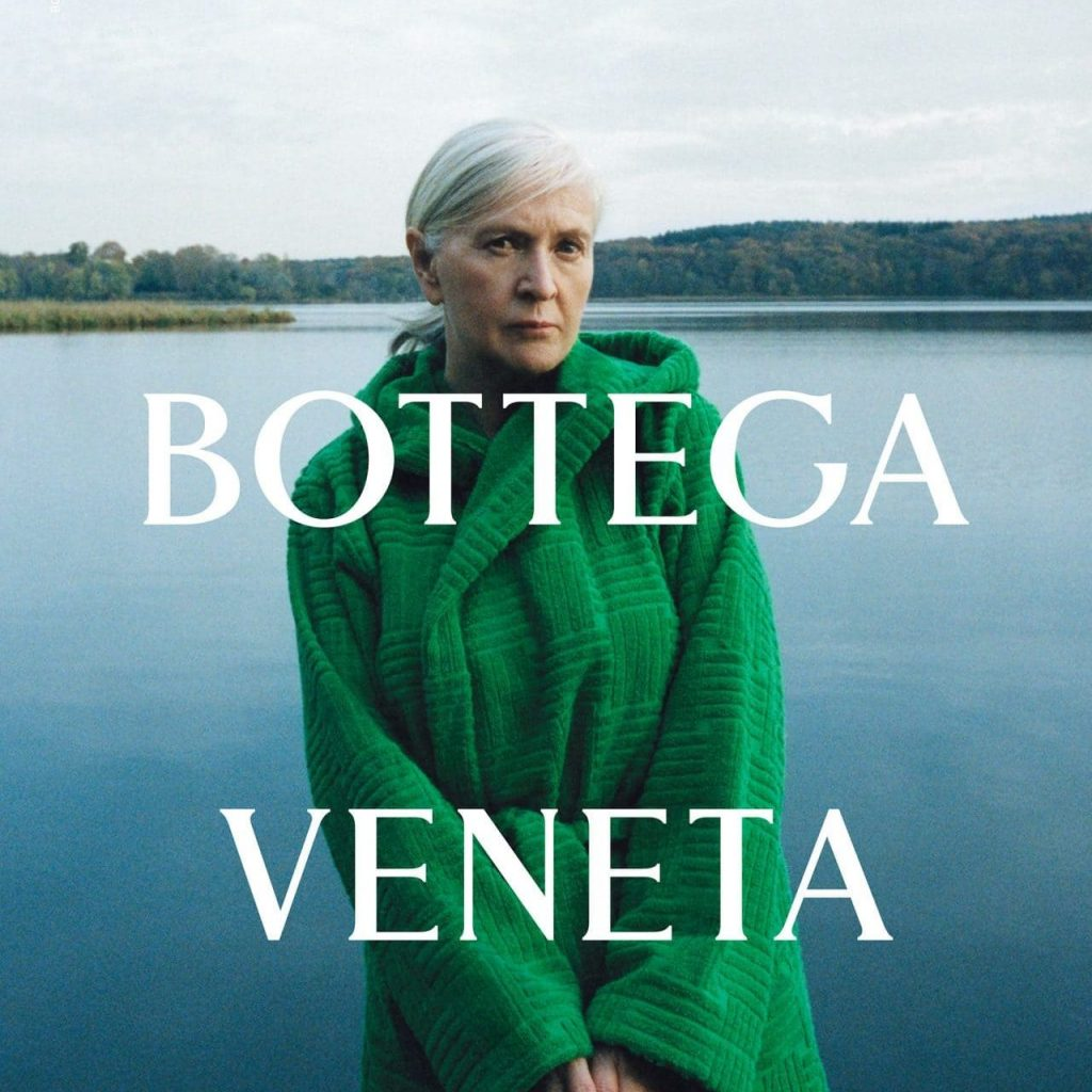 ボッテガヴェネタキャンペーン写真