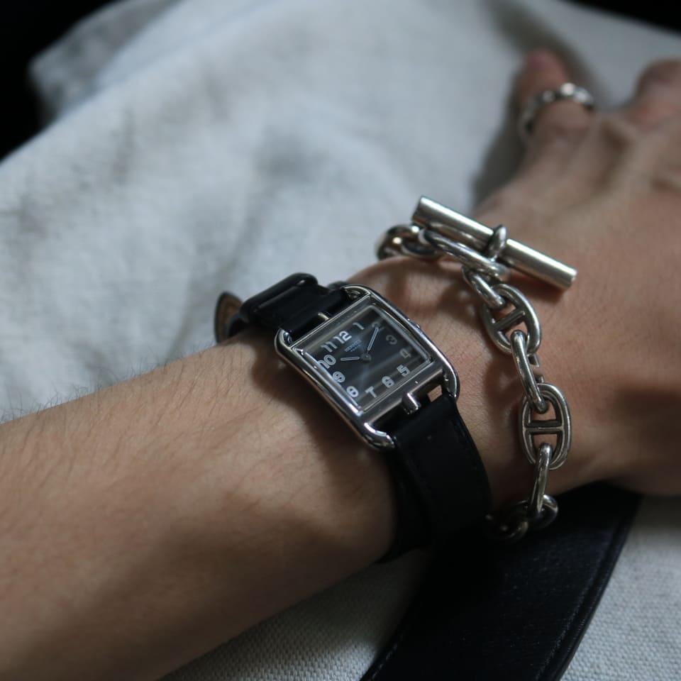 3.【エルメスの傑作】ケープコッド以外のオススメ腕時計【3種類まとめ】