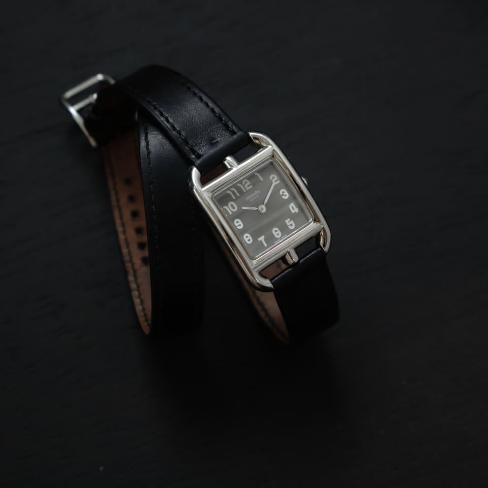 4.【高くて買えない!】でもエルメスケープコッドの時計が欲しい!【絶対にサブスクが最適】