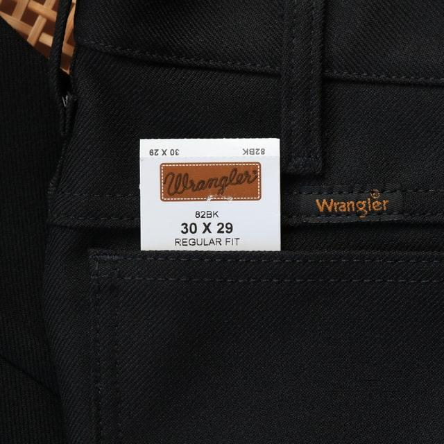 1-2.【サイズ感W30×L29のレビュー】結論ワンサイズ大きめを選ぼう!ラングラーランチャードレスジーンズパンツ