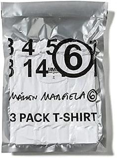 MM6パックTシャツ